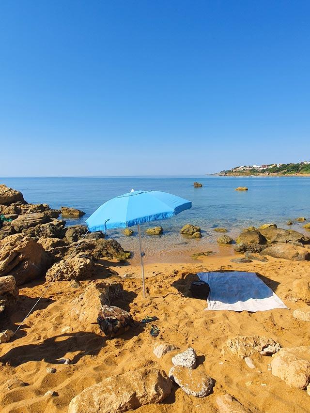 spiaggia le cannella calabria