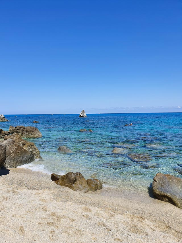 spiaggia michelino calabria