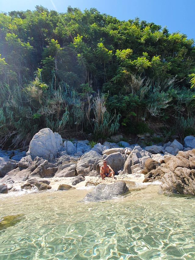 spiaggia michelino parghelia