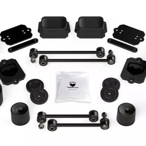 "TeraFlex 2.5"" Performance Spacer Lift Kit, untuk Jeep Sahara"