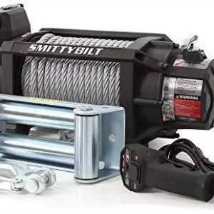 Smittybilt X2O Waterproof Winch - 15500 lb. Load Capacity - 97515