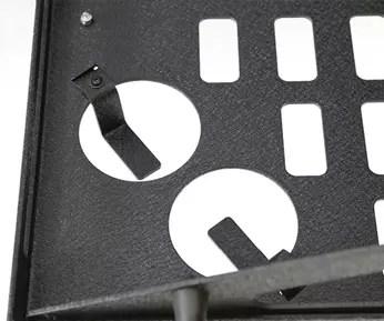 Smittybilt Jeep JK Tailgate Off Road Table