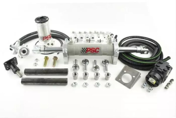 pscmotorsport full hydraulic steering kit untuk ban off road 32-40""