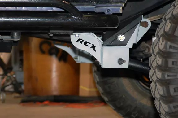 contoj rough country control off road arm drop kit