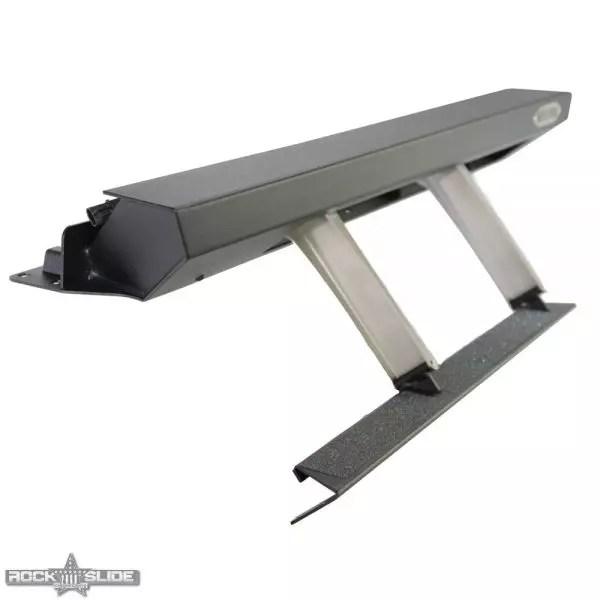 Rock Slide Engineering Step Slider Set For Jeep Wrangler JL 2 door
