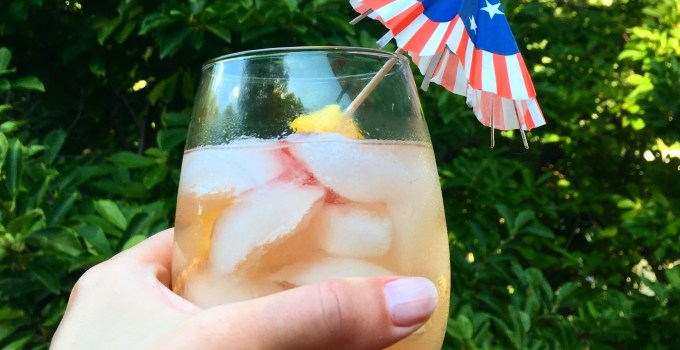 The American 76 Cocktail: A Classic Cocktail Gets Patriotic