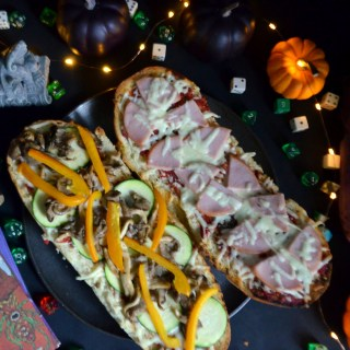Not So Strange Things: French Bread Pizza