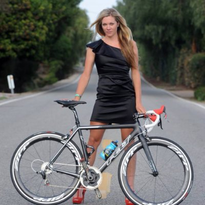 Alison Tetrick - Tick Tack Pro Cyclist | Photos