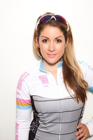 Rebecca Charlton, is a Beautiful Cycling Journalist