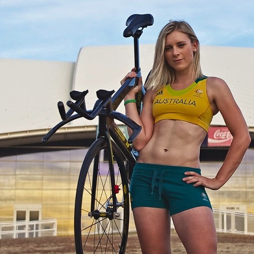 Annette Edmondson - Queen of the Track