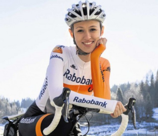 Katarzyna (Kasia) Niewiadoma - Polish Road cyclist (1)