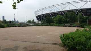 Day 6 - Theatre Room in the Olympic Park
