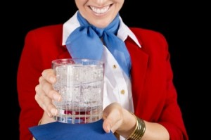 Southwest Airlines drink coupon
