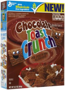 Chocolate Toast Crunch