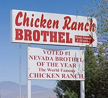 Investing in Brothels - It's Legal in Rural Nevada