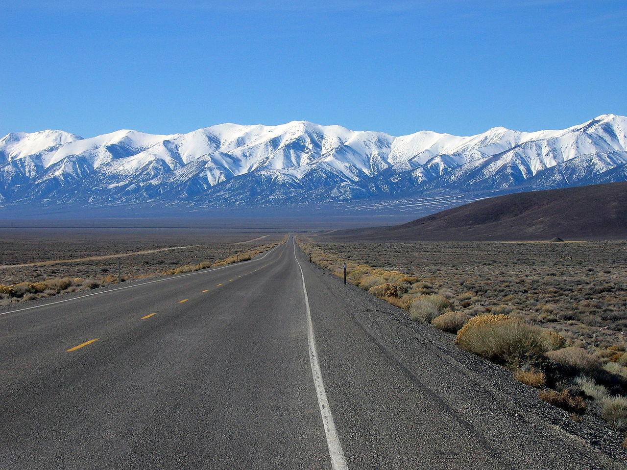 U.S. Route 50 – America's Loneliest Road | Unusual Places