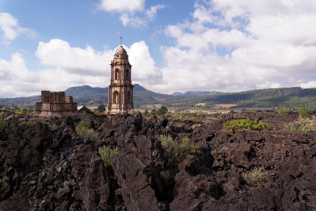 San Juan Parangaricutiro ile ilgili görsel sonucu