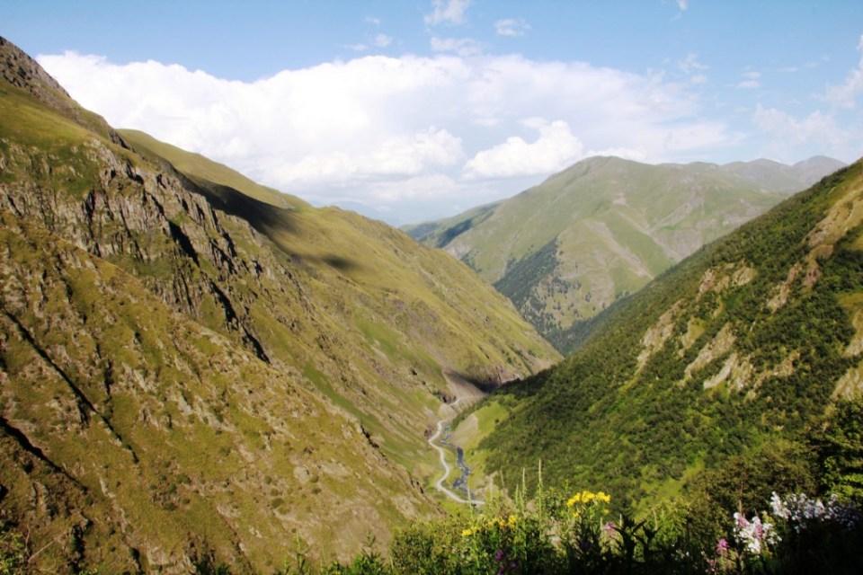 """Road to Tusheti"" Photo by Richard/Flickr"
