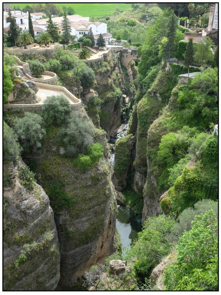 El Tajo gorge. Image credit: andrew.snell/Flickr