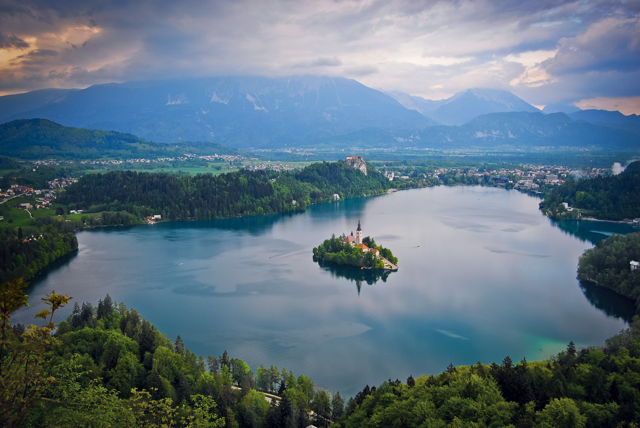 Lake Bled  Hidden Gem In The Heart Of Alps