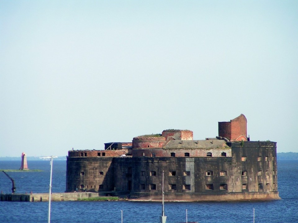 Fort Alexander, Russia