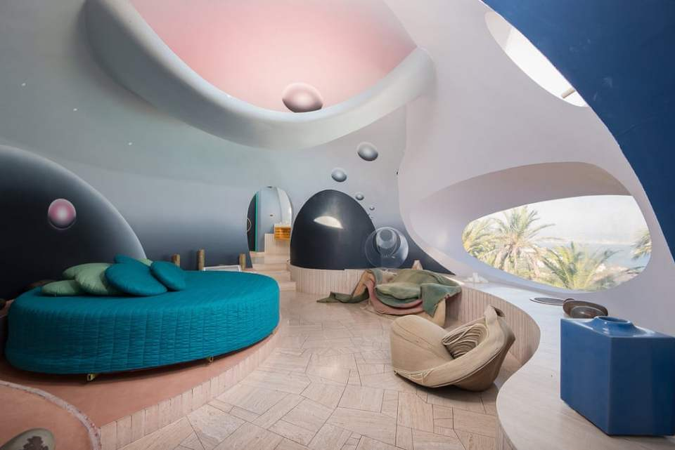 Bubble House, France