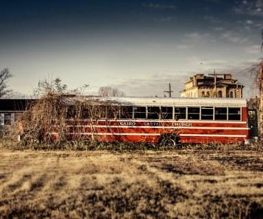cairo baptist church bus