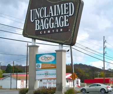 Unclaimed Baggage Center, Alabama
