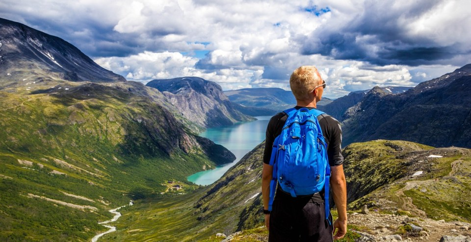 Norway Mountains outdoors