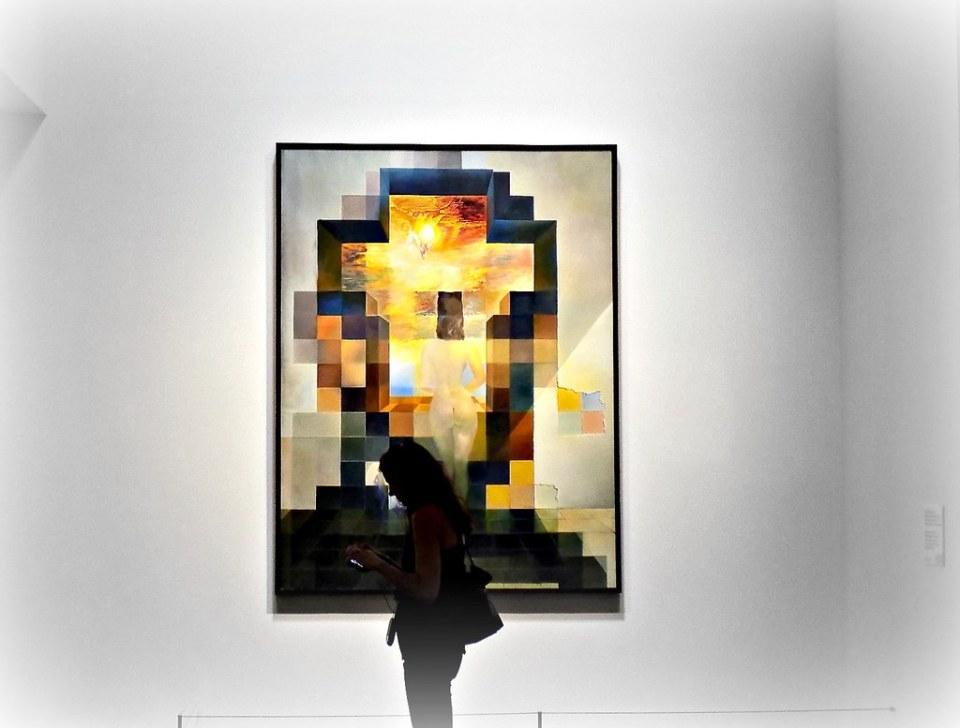 Salvador Dali: Lincoln in Dalivision