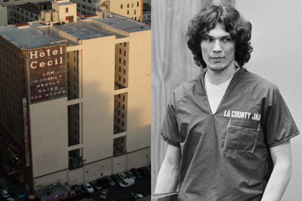 The Cecil Hotel and Richard Ramirez