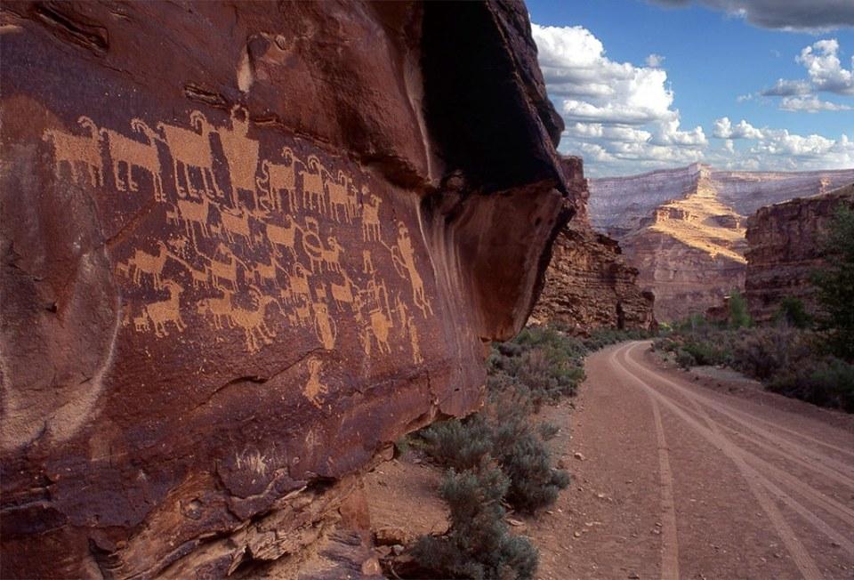 Nine Mile Canyon ACEC, Utah