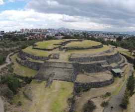 The Pyramid of Cuicuilco