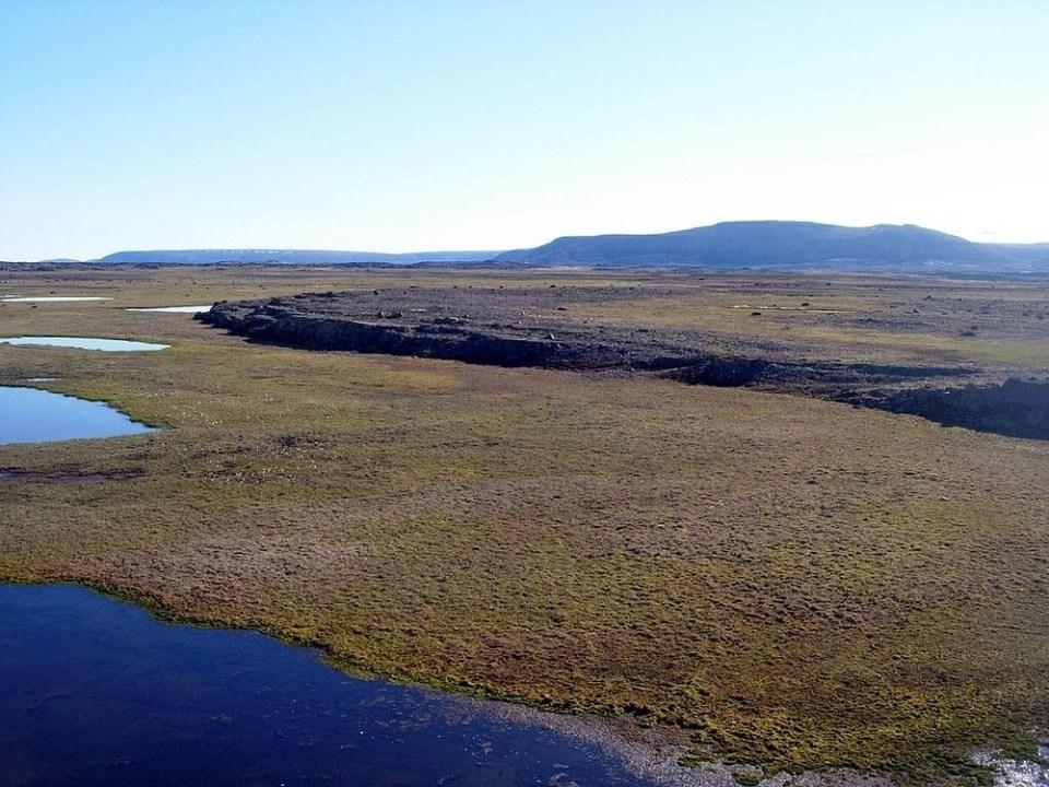 Truelove Lowlands, Devon Island, Nunavut, Canada