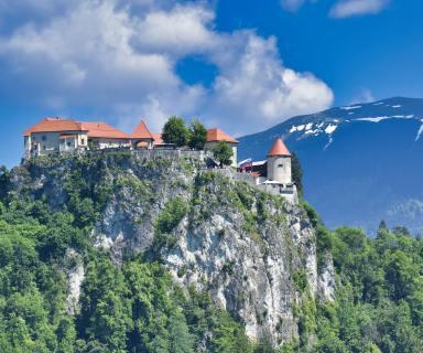 Bled Castle, Grajska cesta, Bled, Slovenia