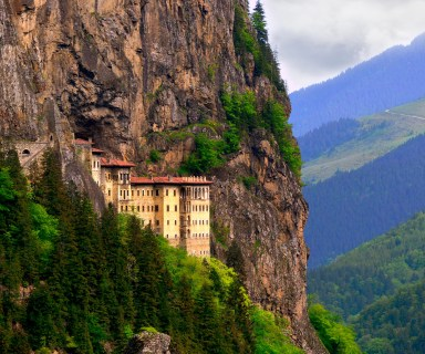 Sumela Monastery