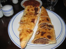 """Maybe they should call this the """"Turkish Calzone"""""""