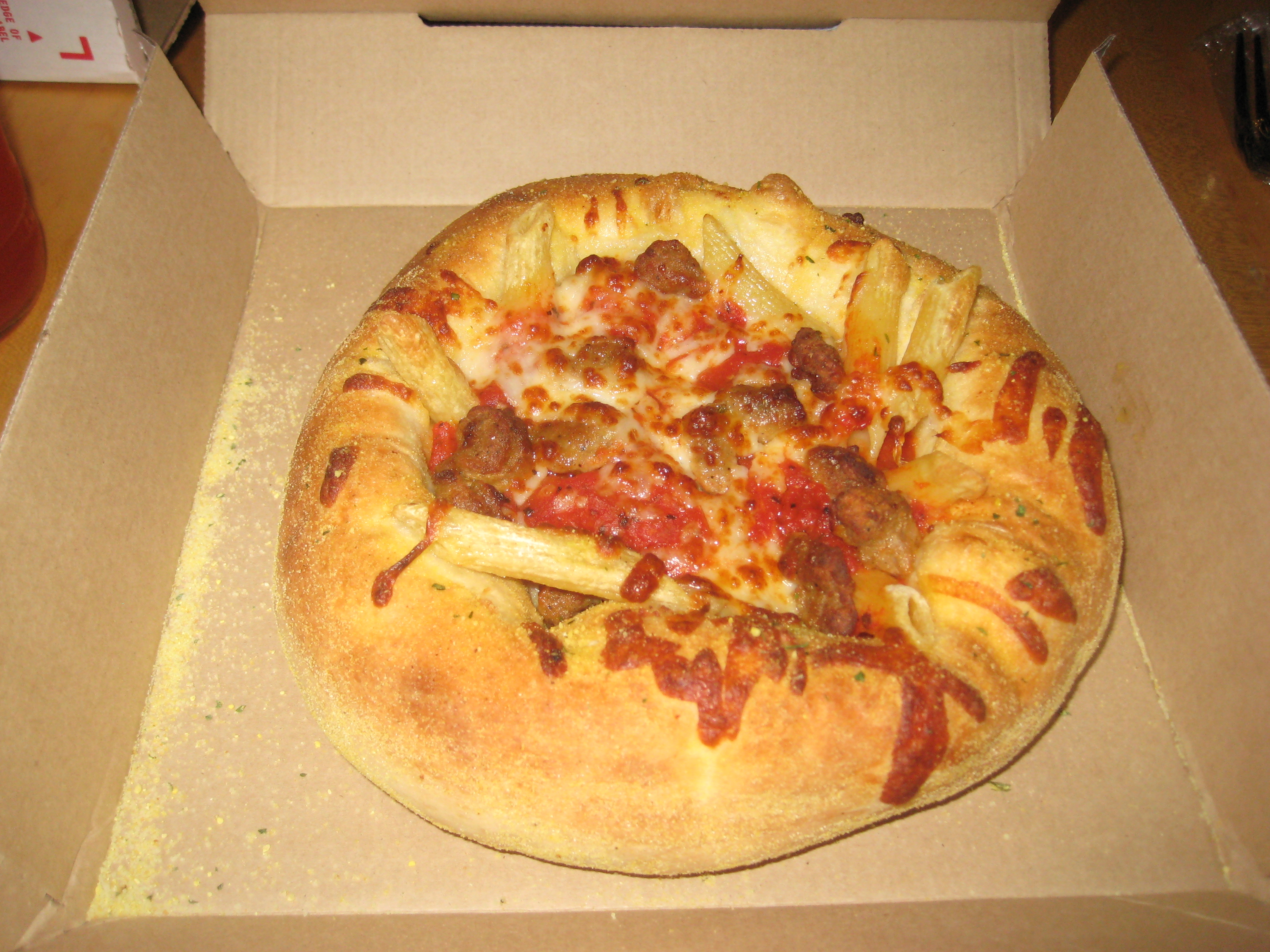 Getting in on the Free Food Battle with Domino\'s – The Unvegan