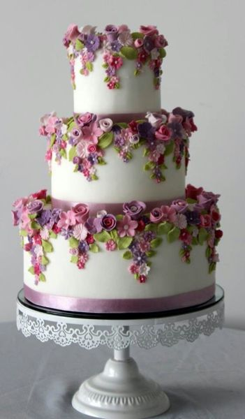 Violets and Frosting