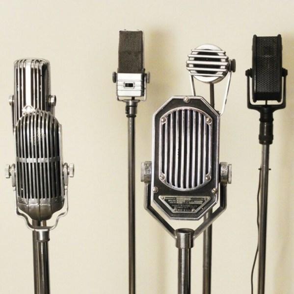 Stylistic microphones