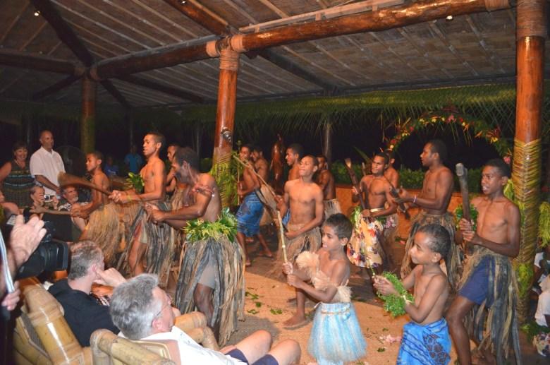 Fiji village wedding extravaganza