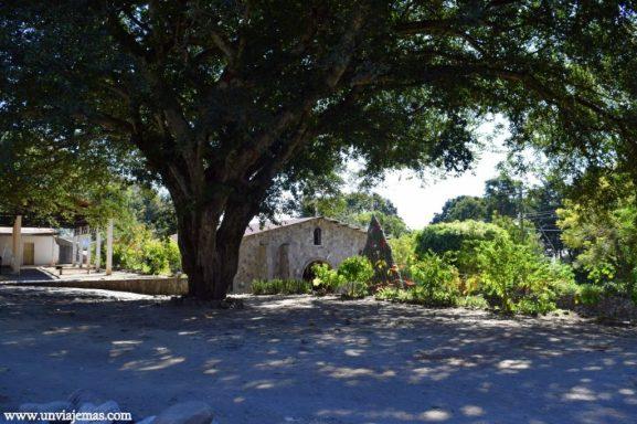 Iglesia del pueblo San Marcos La Laguna