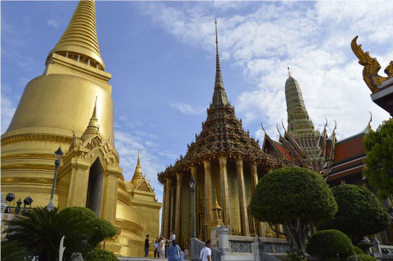 Los 3 templos de Bangkok que no te puedes perder