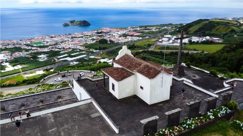 Mirador de Vila Franca do Campo - ¿Qué ver en Sao Miguel?