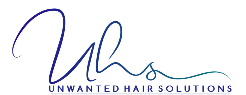 Unwanted hair solutions logo