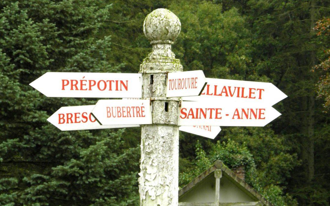 Etoile du Perche : Messe de la Saint-Hubert