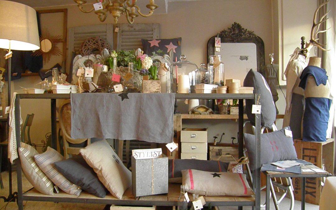 Chez les Voisins – Boutique l'Atelier à Nocé