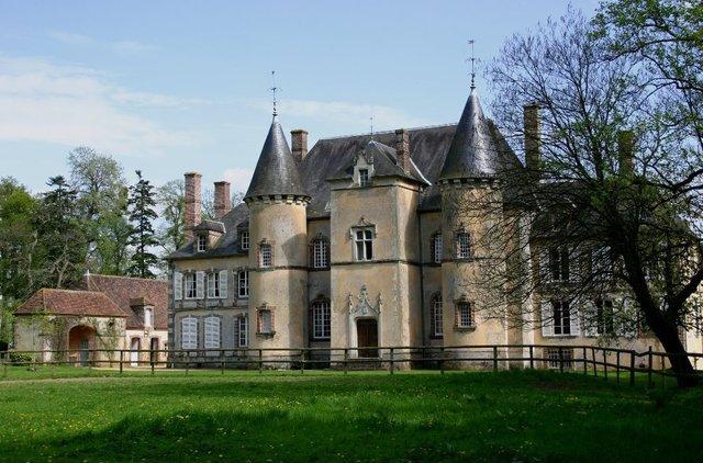 Château de la Grande Noë Moulicent