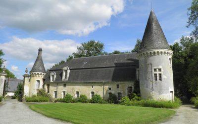Manoir de la Pellonnière – Le Pin la Garenne