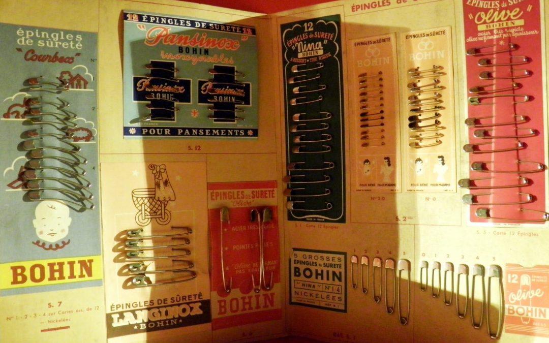 Manufacture Bohin – Saint Sulpice sur Risle